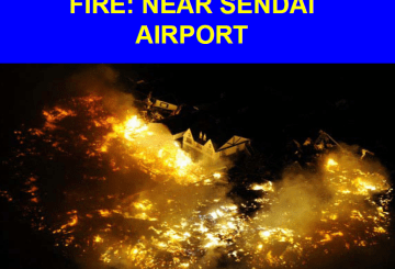 EARTHQUAKE HAZARDS AND EFFECTS Sendai Fires