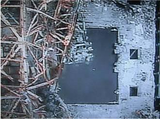 Fukushima Daiichi Unit 3 Spent Fuel Pool - March 2013
