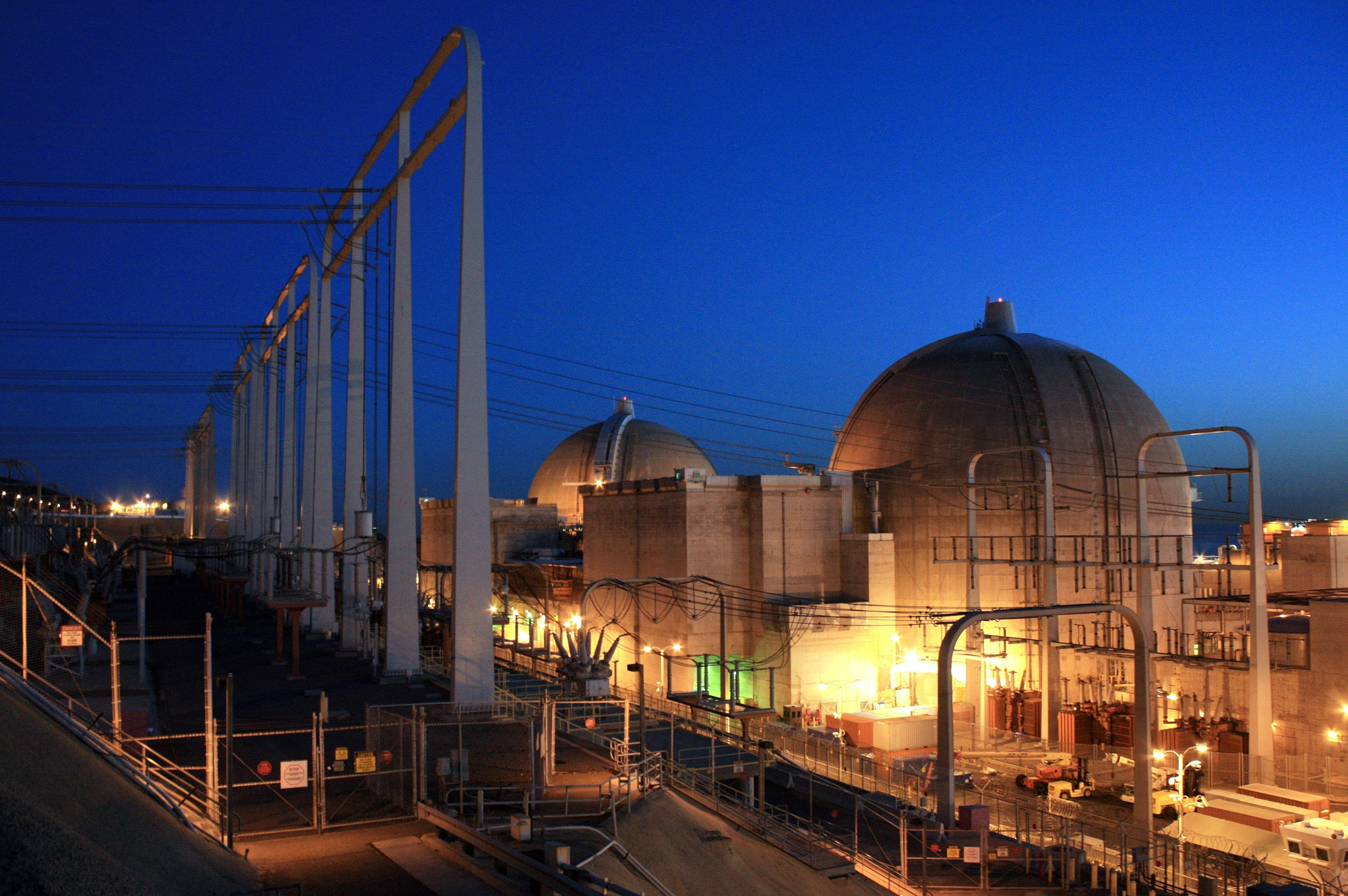 San ofre Nuclear Generating Station – Enformable