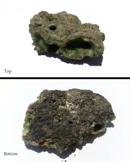 Trinitite Sample - DR - Enformable