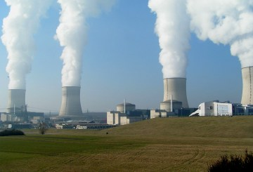 Cattenom Nuclear Power Plant - France