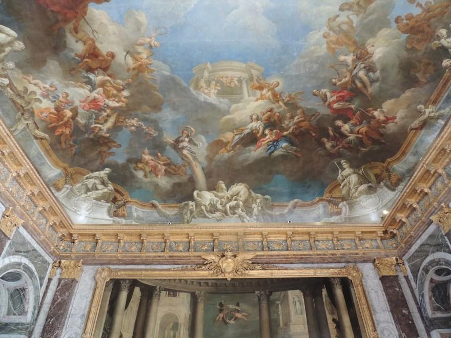 Salon d'Hercule à Versailles