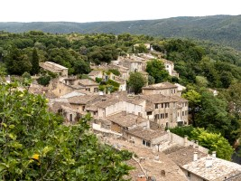 villages de France : Ménerbes - Luberon