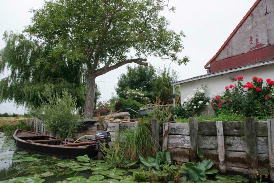 Marais à Saint-Omer