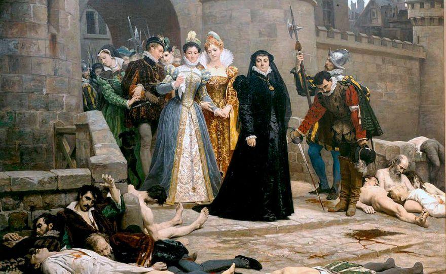 Paris sur les traces de Catherine de Médicis