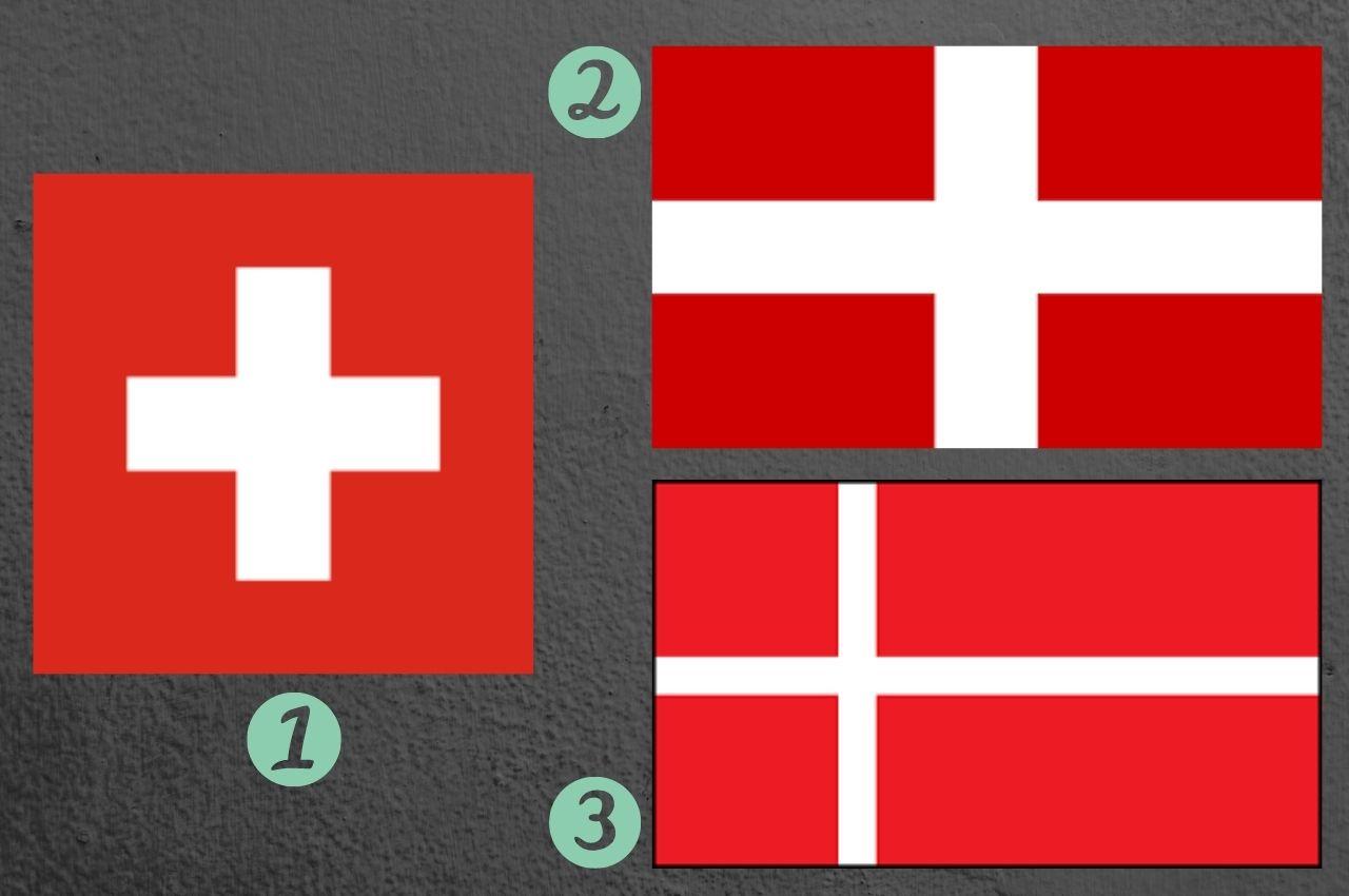drapeaux de la savoie