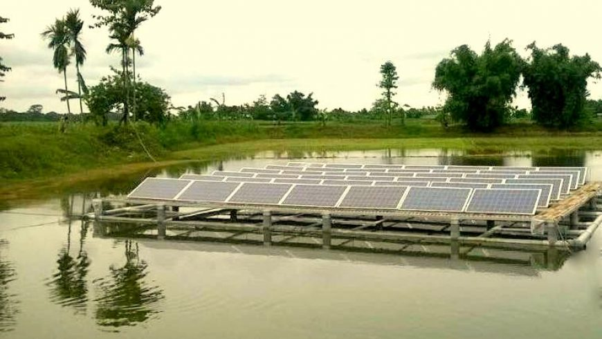 Floating Solar - Assam