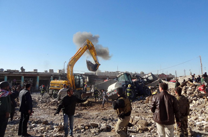 Al-Maliki: Besieging Kurdistan and al-Anbar