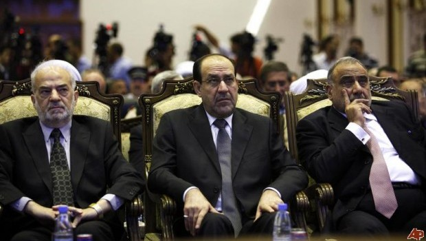 Jaafari Sets his Sights on Maliki's Throne