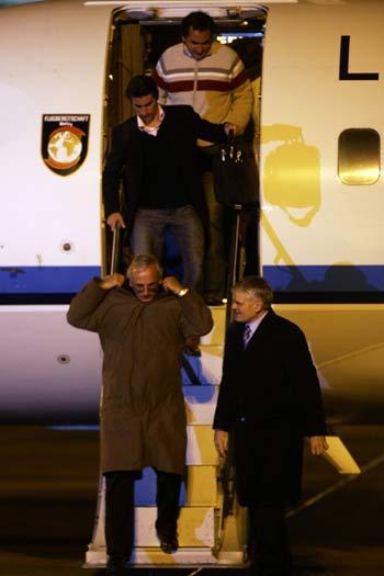 German Diplomat Still 'Loves Yemen' After Kidnap Ordeal