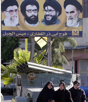 Hezbollah Sweeps Vote in Southern Lebanon