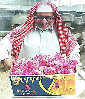 The Scent of Taif