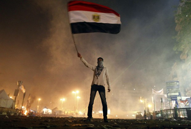 Opinion: Arab Spring and Chaotic Transition