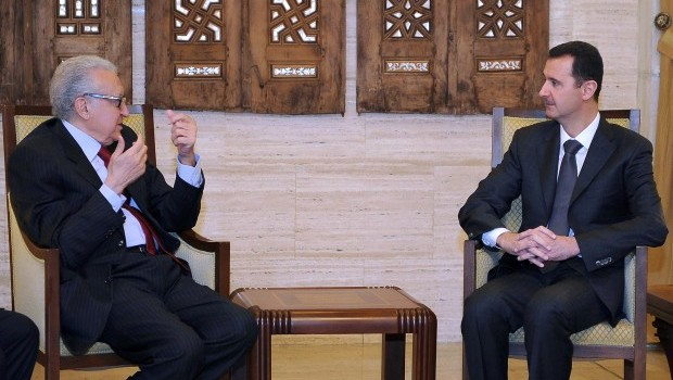 Could Behind the Scenes Diplomacy Help in Syria?