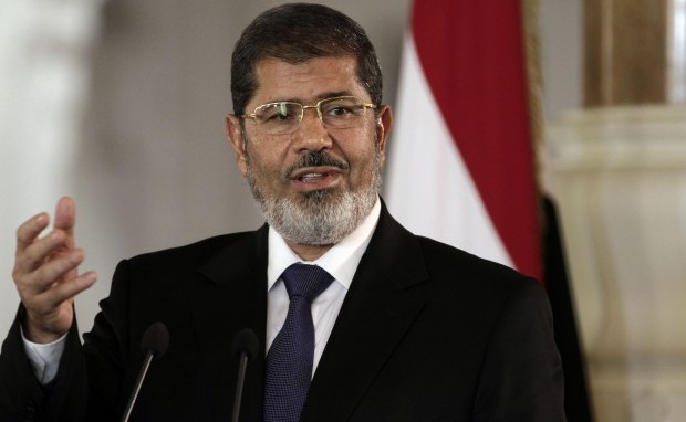 Mursi digs himself into a hole