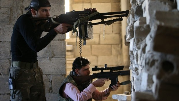 Syrian Rebels Expecting European Arms