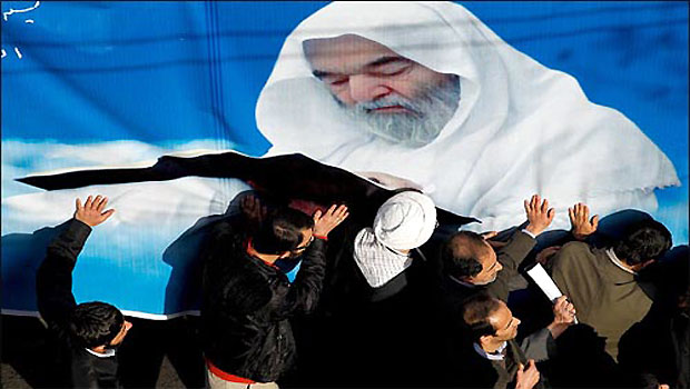 The Mullah Who Could Melt A Snowstorm
