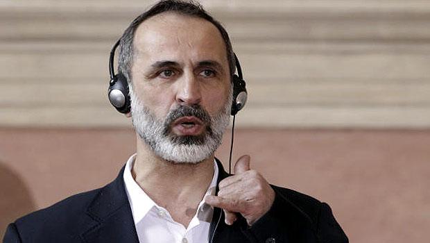 Syrian Opposition Leader Resigns