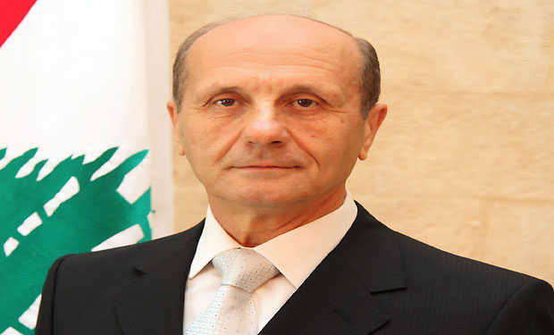 Lebanese Interior Minister on the Syrian Conflict