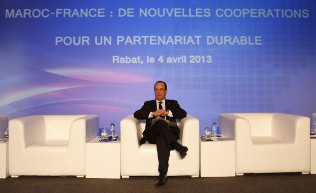 France's Hollande in Dire Straits