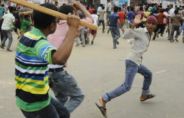 Anger on Streets as Bangladesh Building Toll Passes 300