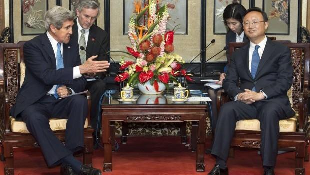 US, China Pledge Efforts for Nuclear-free North Korea