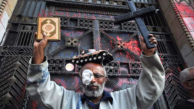 Five Killed in Sectarian Violence in Egypt