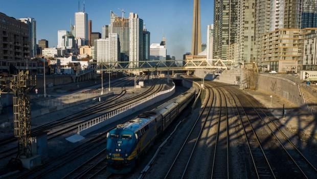 "Canada Thwarts ""Al-Qaeda-Backed"" Train Plot, Iran Denies Role"