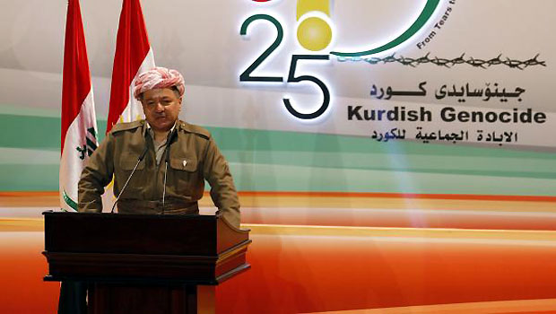 Now is the Time for an Independent Kurdistan