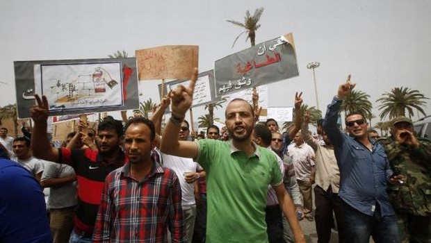 Journalists Increasingly at Risk in Libya