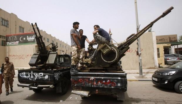 Libyan Gunmen Continue Tripoli Ministries Siege