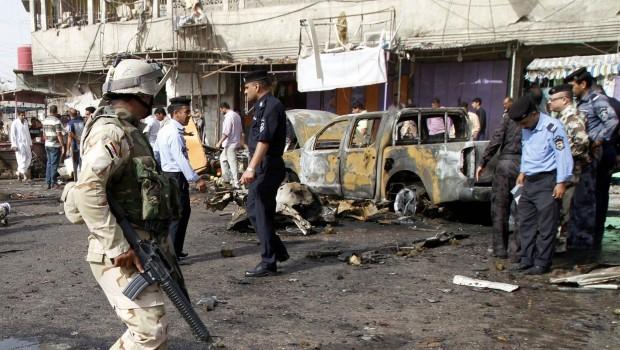 New bombings strike Baghdad and Basra