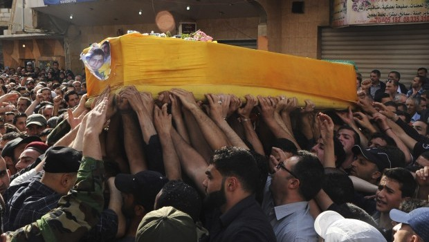 Hezbollah fighters killed in Qusair as battles continue