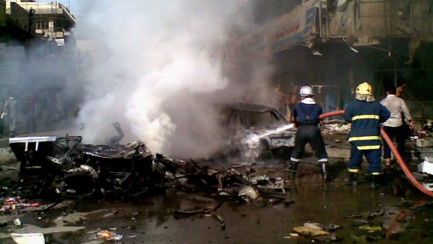 Car bombs kill over 50 in Baghdad