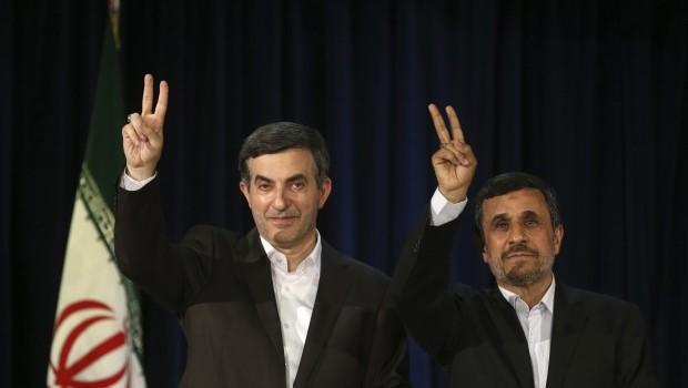 Ahmadinejad's backing for protégé raises tensions