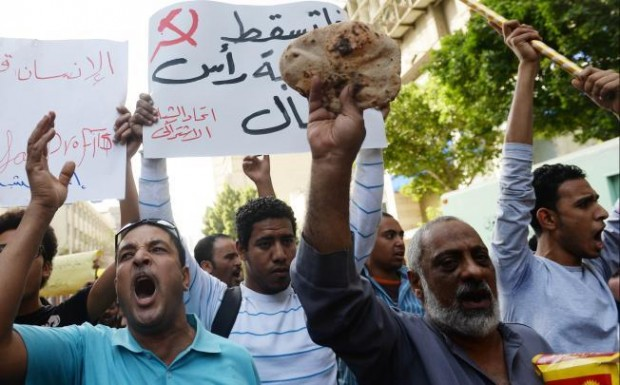 Opinion: From Arab Spring to Economic Winter