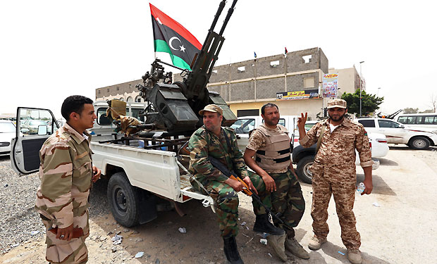 Opinion: Libya's Political Isolation Law Threatens Destruction
