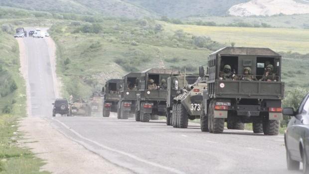 Russian police kill 8 suspected Islamist militants in North Caucasus