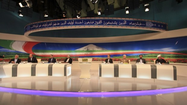 Second TV debate divides Iranian presidential candidates