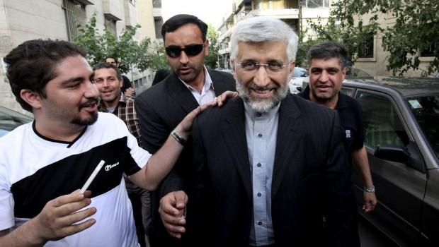 Jalili faces comparisons to Ahmadinejad