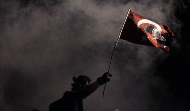 "Erdoğan says protests ""not Turkish Spring"""