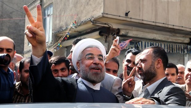 Moderate Hassan Rouhani elected as Iran's next president