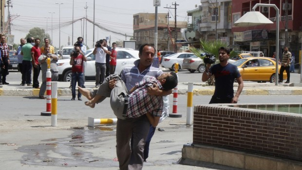 Iraq: Tuz Khormatu declared disaster area following terrorist attacks