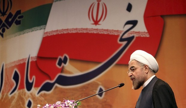 Rouhani reaffirms election pledges and meritocratic government