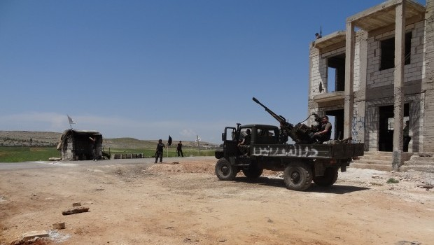 Northern Aleppo's sectarian strife