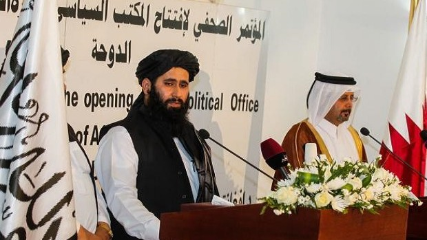 US–Taliban talks cause tension with Afghanistan