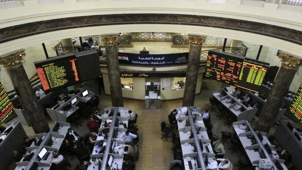 Egyptian stock exchange loses USD 1 billion