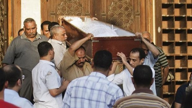 Eight arrested in Egypt on Shi'ite murder charges
