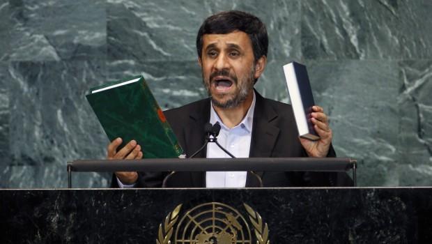 Ahmadinejad's future hangs in the balance