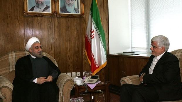 Rouhani meets reformist leaders